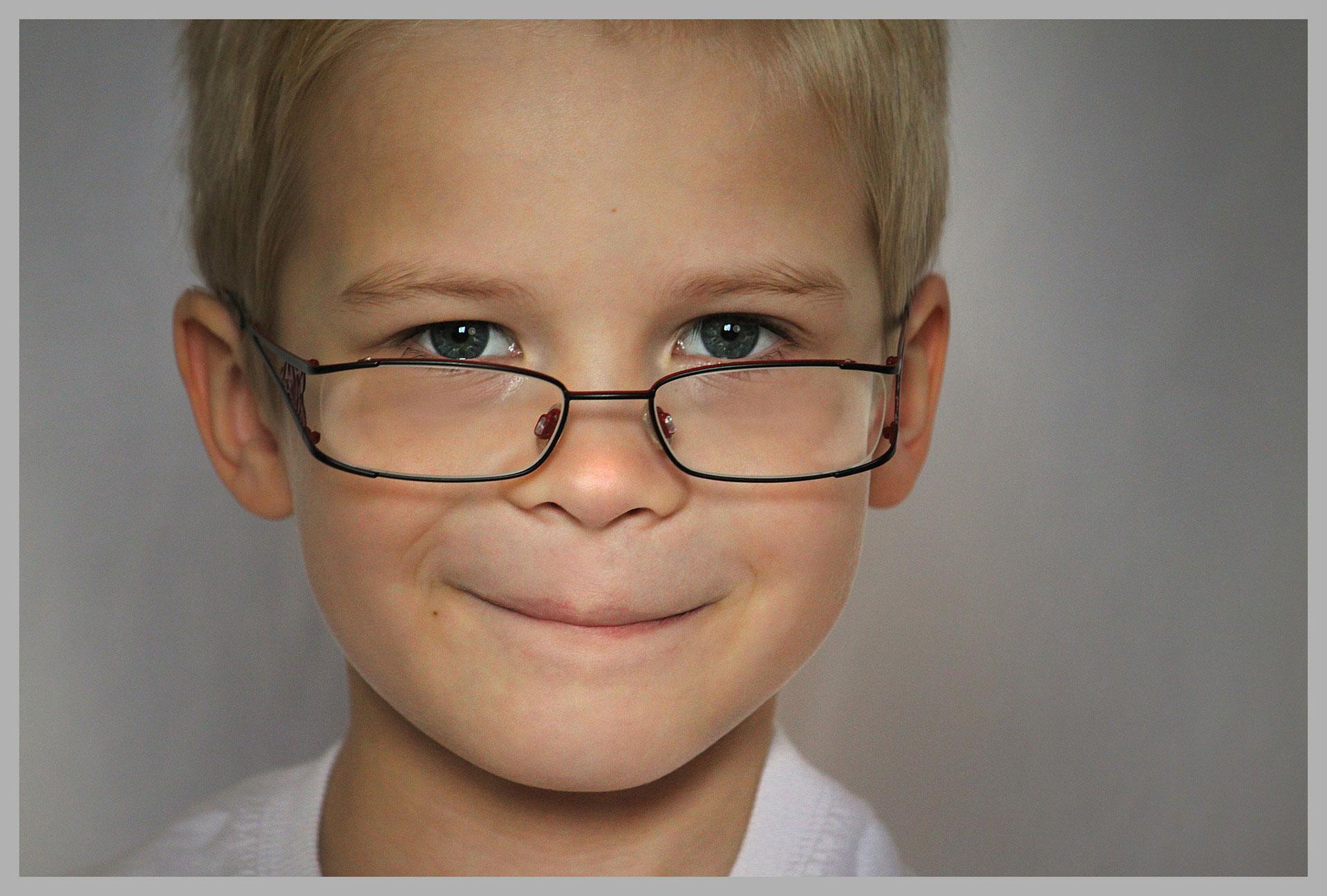 Visita medica oculistica pediatrica