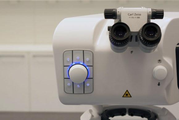 Intervento laser agli occhi: ecco come funziona